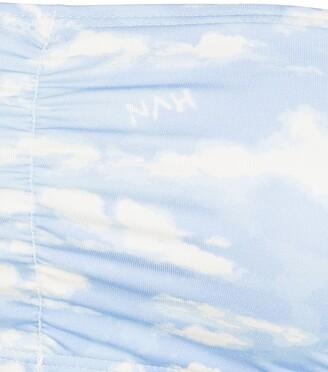 HVN Cloud Print Bandeau Top