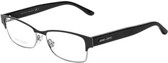 Jimmy Choo Women's Jc 206 53Mm Optical Frames
