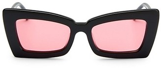 Le Specs Luxe Zaap! 53MM Cat Eye Sunglasses