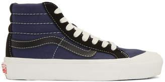 Vans Blue OG 138x High Top Sneakers