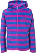 Trespass Childrens Girls Felicity Hooded Fleece Jacket