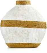 Heart of Haiti Heart of Haiti Coin Shaped Vase with Cord