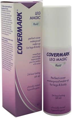 Covermark 2.54Oz #62 Leg Magic Fluid Makeup For Leg & Body Waterproof Spf 40