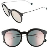Christian Dior Blossom 52mm Retro Sunglasses