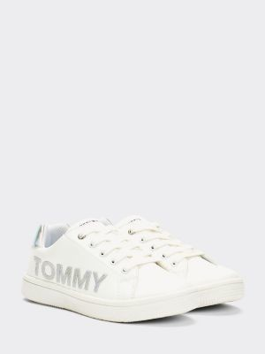 Tommy Hilfiger Logo Low-Top Trainers