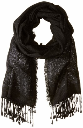 Echo Women's Seeing Spots Tonal Wrap Scarf