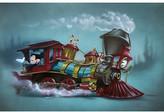 Disney Mickey Mouse ''Little Engin'ear''' Giclée by Noah