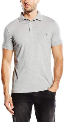 French Connection Men's Marlon Short Sleeve Polo Shirt