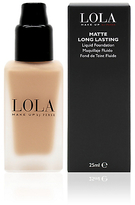 LOLA Cosmetics Matte Long Lasting Liquid Foundation 25ml