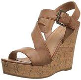 Rampage Women's Heidi Platform Sandal