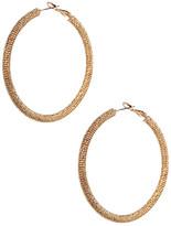 Amrita Singh Ella Large Hoop Earrings