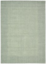 Kathy Ireland Cottage Grove Mist Area Rug by Nourison (5'3 x 7'5)