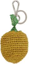 Jacquemus Yellow Le Citron Keychain