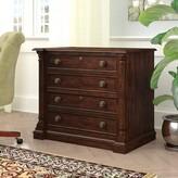 Hooker Furniture Leesburg 2-Drawer Lateral Filling Cabinet
