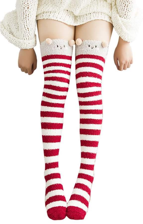 098aa1e29a64c Over Knee High Socks - ShopStyle Canada