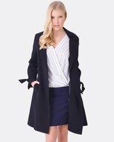 Forcast Jade Duster Coat