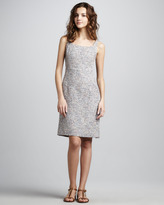 Tory Burch Emma Sleeveless Tweed Dress