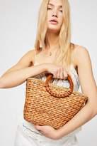 Zapara Straw Bag