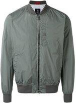 Fay zipped bomber jacket