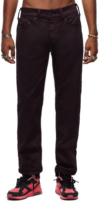 True Religion Men's Geno Straight-Leg Pants