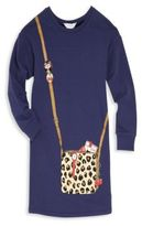 Little Marc Jacobs Toddler's, Little Girl's & Girl's Long Sleeve Solid Dress