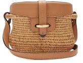 KHOKHO Jabu mini basket bag