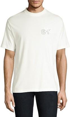 Y-3 Logo Short Sleeve Tee