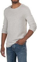 Michael Stars Waffle-Knit Shirt - Long Sleeve (For Men)