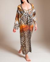Camilla El Salvaje Long Tie Front Kimono