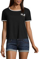 Fifth Sun Slay all day Graphic T-Shirt- Junior