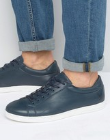 Lyle & Scott Findon Leather Sneakers