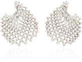 Yeprem Chevalier Collection Mesh Earrings