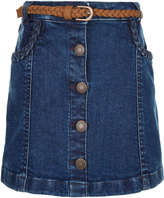 Monsoon Delilah Denim Skirt