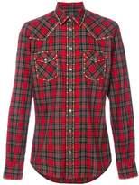 Dolce & Gabbana Dolce E Gabbana Men's Red Cotton Shirt.