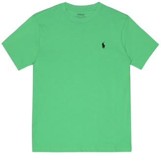 Polo Ralph Lauren Kids Cotton T-shirt