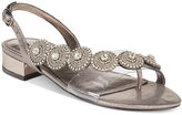 Adrianna Papell Daisy Evening Sandals