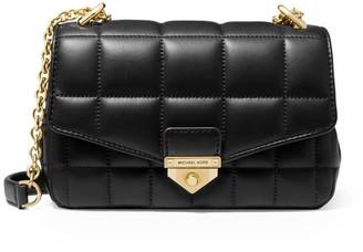 Michael Kors Soho Small Black Crossbody Bag