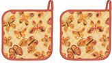 Now Designs Basic Potholders, Set of Two, Fly by