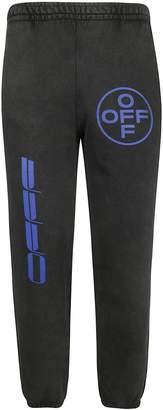 Off-White Off White Hardcore Carab Short Leg Trousers