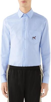 Gucci Oxford Shirt