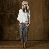 Denim & Supply Ralph Lauren Three-Quarter-Sleeved Pullover