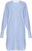 Rag & Bone Shults pinstriped shirtdress