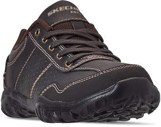 Skechers Little Boys Relaxed-Fit Grambler Ii Casual Sneakers from Finish Line