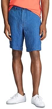 Polo Ralph Lauren Linen Classic Fit Shorts