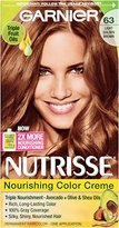Garnier Nutrisse Nourishing Color Creme, 63 Light Golden Brown (Brown Sugar), 3-Pack (Packaging May Vary)