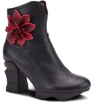 Spring Step L'Artiste by Leather Boots - Flockrol