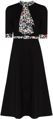 Erdem Gilliam floral-print dress
