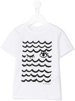 Burberry print T-shirt - kids - Cotton - 4 yrs