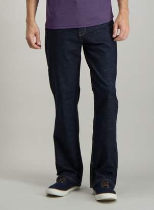 Tu Dark Rinse Wash Denim Bootcut Jeans