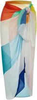 Mara Hoffman Printed Wrap Skirt